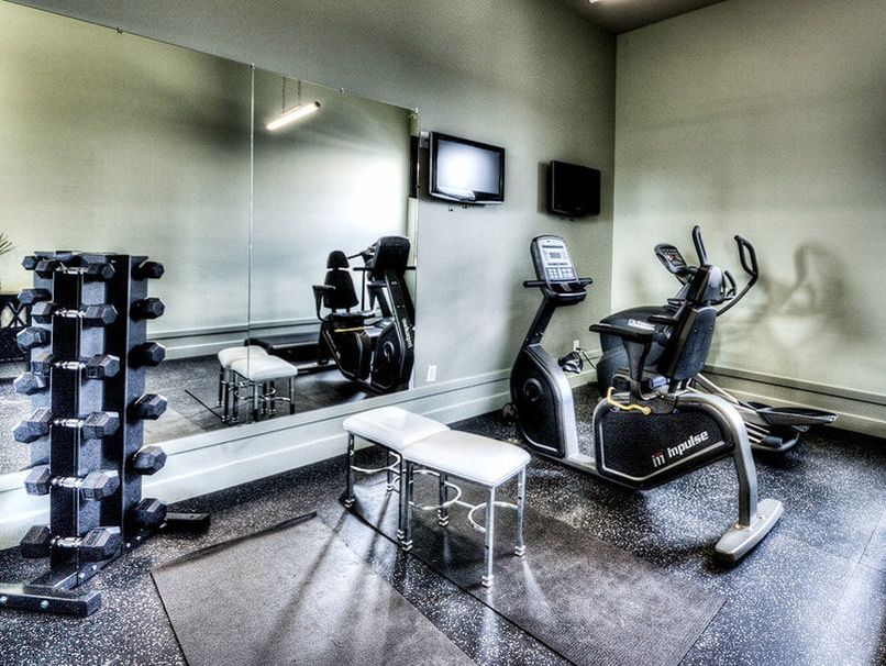 Podollan Inn Fitness Room